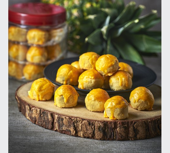 TIN - Pineapple Tart Ball